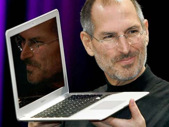 Steve Jobs was always proud of what he was doing