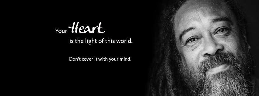 Mooji quote Heart | Dirk Terpstra